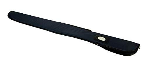 Unbekannt Blaue Queues Tasche, Queuetasche, Queuekoffer. Länge 80 cm Für EIN Queue.
