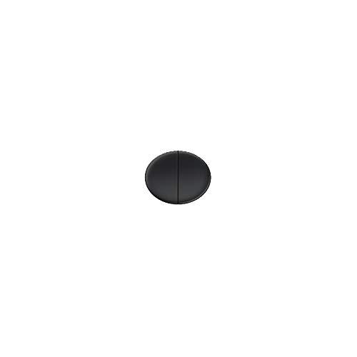 Niessen tacto - Tecla doble interruptor conmutador serie tacto antracita