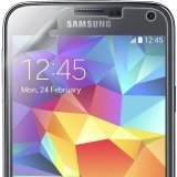 Amzer 96873 ShatterProof Screen Protector – Front Coverage for Samsung GALAXY S5 SM-G900