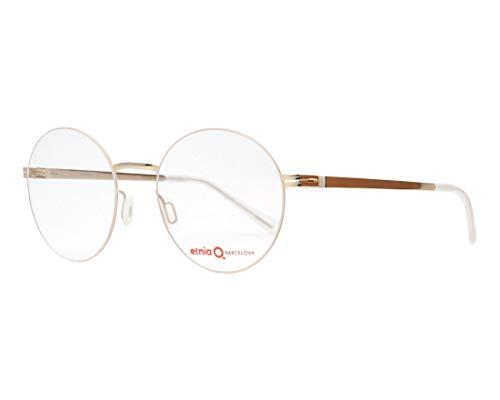 Etnia Barcelona Brille (AARHUS GD) Metall metalisiert gold