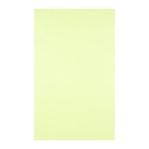 IKEA Schiebegardine LUDDHAVRE transparent in 8 Farben (hellgrün)