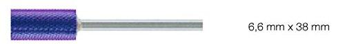 maica Allemagne Spécial de Bit BZM en métal dur – moyen 6.6 mm x 38.0 mm, 1er Pack (1 x 8 g)