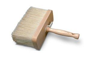 Maler Deckenbürste - Lasurbürste - Malerbürste Flächenstreicher