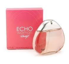 Davidoff Echo Eau de Parfum für Damen, Spray, 30 ml