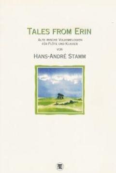 TALES FROM ERIN - ALTE IRISCHE VOLKSMELODIEN - arrangiert für Querflöte - Klavier [Noten / Sheetmusic]