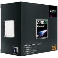 AMD Black Edition Processeur 1 x AMD Phenom X3 8750 / 2.4 GHz Socket AM2+ L3 2 Mo Box
