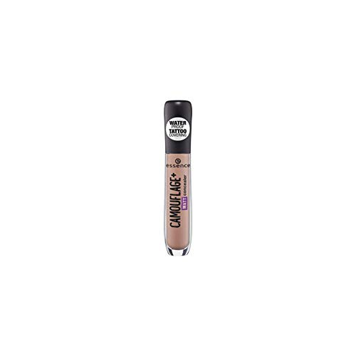 ESSENCE CORRECTOR CAMOUFLAGE+ MATT CONCEALER 30 LIGHT HONEY