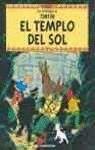 Las aventuras de Tintin : El templo del sol (Las aventuras de Tintín) por Herge