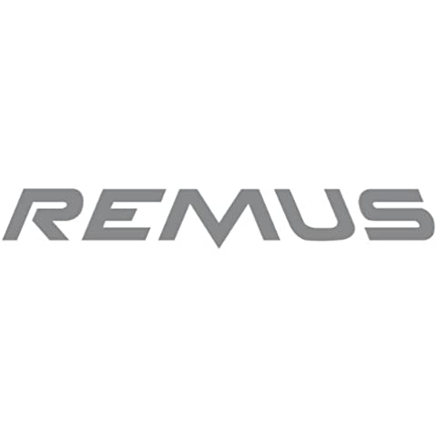 2x Adesivi Remus 21.5cm, (in 12colori) Decal Car Window vinile adesivi (Dodge Ram Srt 10 Viper)