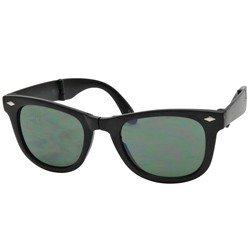 Icon Eyewear Herren Eyeware Trend Tint faltbar Kunststoff Sonnenbrille, Schwarz, Nicht verfügbar