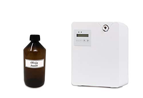 Parfüm Diffusor für professionelle Umgebung 100m² + 500ml Duft jasmin