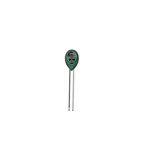 oisture Meter Tester, Kit für Boden pH-Meter für Feuchtigkeit, Licht und pH - Nützlich für Garten, Rasen, Indoor & Outdoor, hohe Genauigkeit und leicht lesen Indicator (Keine Bat ()