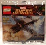 LEGO Marvel Superheroes Quinjet #30162 by Super-Heroes