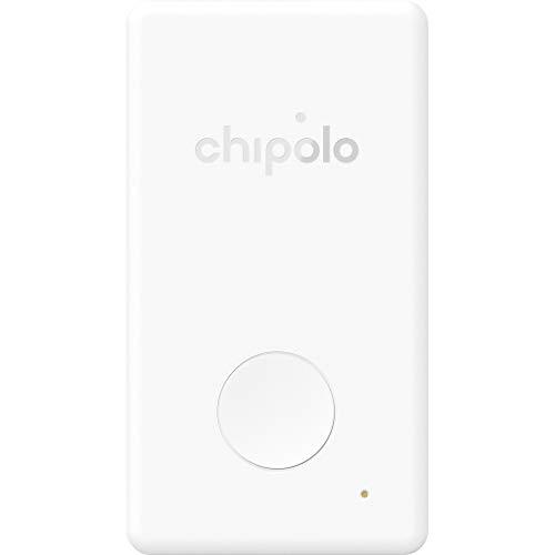 Chipolo card localizzatore bluetooth, sottile come una carta di credito, bianco