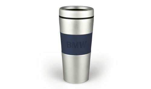 BMW Original Thermobecher Isolierbecher Kaffeebehälter Logo Kollektion 2018/2020