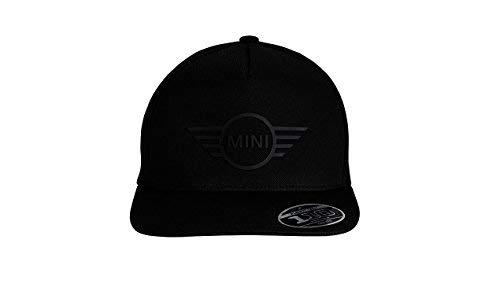 Original MINI Cap Kappe Winglogo schwarz (Miniatur-baseball-kappen)