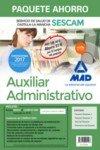 PAQUETE AHORRO AUXILIAR ADMINISTRATIVO DEL SERVICIO DE SALUD