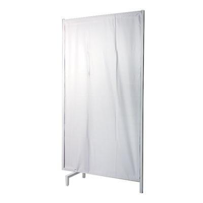 Bettschirm mit drehbarem Standfuß 185 x 95 cm