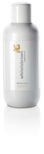 20% Off White To Brown : Self Tan Lotion 1 Litre