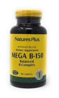 Mega B-150 Komplex 90 Tabletten S/R NP