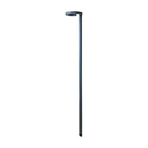 Lampione da esterni 'jannis' (moderno) colore nero, in alluminio (12 luci, a+, lampadina inclusa) di lampenwelt | candelabro, lampada da esterni
