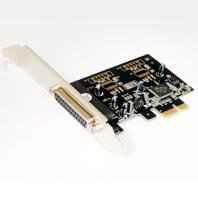 Live Technology PCI 1x Parallel card