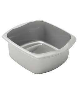 food-dishwasher-safe-plastic-washing-up-bowl-95-litre-capacity-metallic-silver