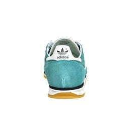Adidas Sl 72 Scarpe da Ginnastica Verde / Blanco / Azul Marino  (Eqtver / Ftwbla / Maruni)