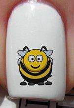 Bourdon coloré - Stickers pour ongles YRNAILS