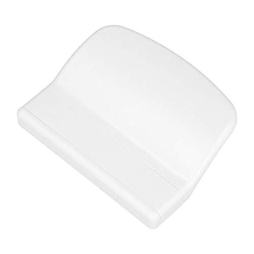 Balkontürgriff / Terrassentürgriff / Ziehgriff - in weiß RAL 9016 (Griff Tür Außen)