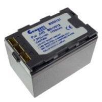 Goeke Batterien Connect 3000 Kamera Akku für JVC BN-V312