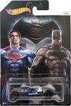 Mattel Hot Wheels DJL48 - Batman vs. Superman Die-Cast Sortiment 1:64 - Twin Mill -