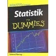 Statistik für Dummies. Grundlagen der Statistik by Deborah Rumsey (2004-03-05)