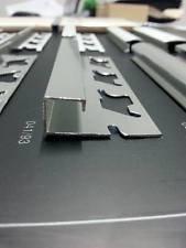 Profil Jolly für Fliesen aus Aluminium, mit Kanten Karo.