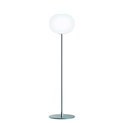 Flos GLO-Ball C//W Zero EU BCO Verre Opale Blanc 19 x 16 cm