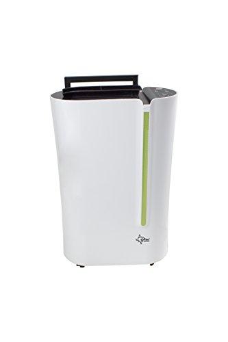 SUNTEC Luftentfeuchter DryFix 20 Lumio [Für Räume bis 150 m³ (~65 m²), Entfeuchtungsleistung = 20 l/Tag, inkl. Luftreinigungsfunktion, inkl. Wäschetrocknung, 370 Watt]