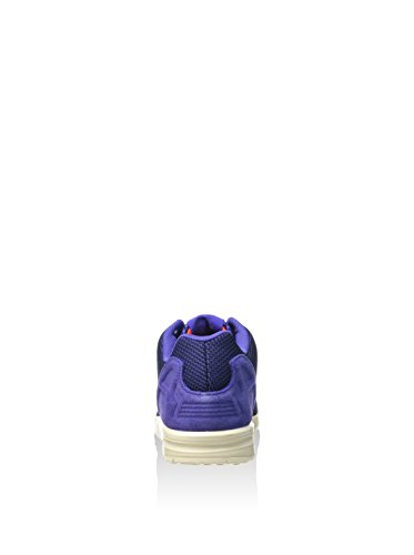 adidas ZX Flux Weave Purple Navy White Violett