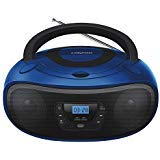 Portable Cd Player Bluetooth Review and Comparison