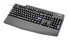 Lenovo 73P5255 Business Black Preferred Pro USB UK Gaming-Tastatur -