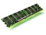 Kingston - Kingston ValueRAM KVR400X64C3A/1G - Memory - 1 GB