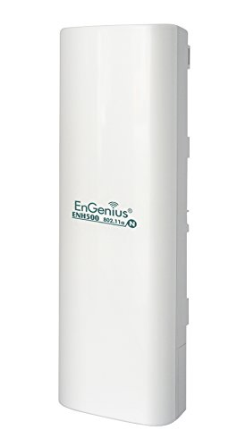 EnGenius ENH500 Bridge - Multipoint - CPE weiß -