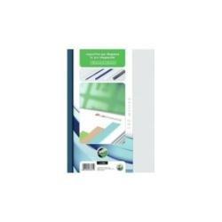 Lebez 935 PVC Transparente - Archivador (Transparente, 0,2 mm)