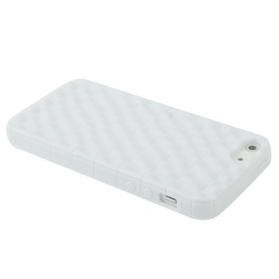 iPhone 5 C coque/Case/Cover en TPU de qualité (silicone) - Original seulement de thesmartguard Blanc - blanc