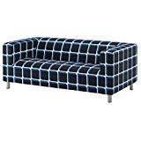 IKEA KLIPPAN 2 Seater Sofa Cover Alvared