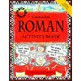 Crafty Histories Set - 2 Books (Roman  Activity Book and Egyptian Activity Book)