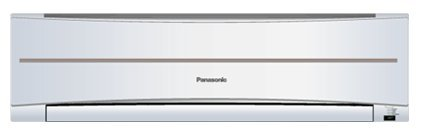 Panasonic 1.5 Ton 3 Star Split AC (2018) (CS- QN18UKY)