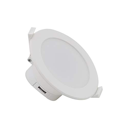 Downlight LED 10W Spécial Salle de Bains IP44 Blanc Froid 6000K LEDKIA