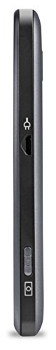 Doro Liberto 820 Mini – 3G Smartphone (4″ Touchscreen, 5 MP Kamera, GPS, Bluetooth 4.0, WiFi, Android 4.4) stahl/schwarz - 6