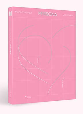 Bighit BTS - Map of The Soul: Persona [Random Ver.]
