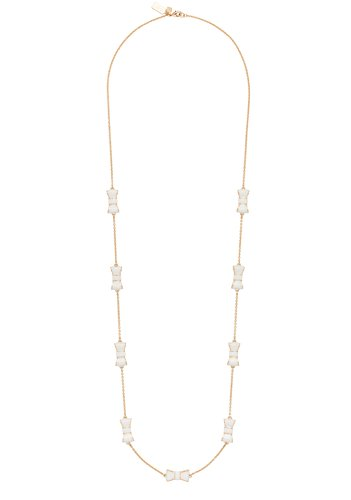 kate-spade-new-york-take-a-bow-scatter-necklace-cream-with-gold-tone-trim